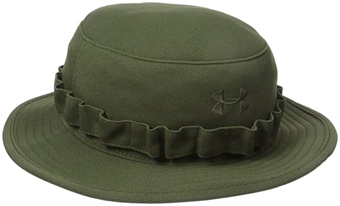 939c0f0b512 Men s UA Tactical Bucket Hat Headwear by Under Armour One Size Fits All  Marine OD Green  Amazon.co.uk  Clothing