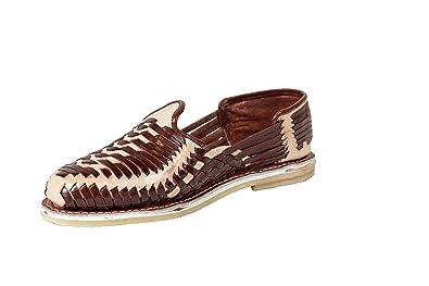 37c22036797b7 Arte Imports Men's Huarache Sandals. Mexican Sandals. Huaraches Closed-Toe