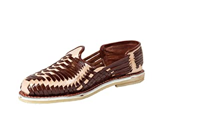 aa4c5064089e Arte Imports Men s Huarache Sandals. Mexican Sandals. Huaraches Closed-Toe  (8