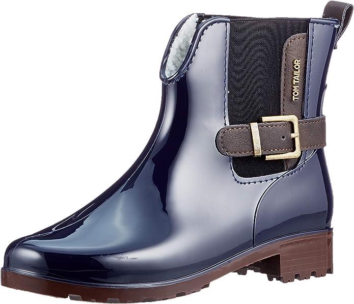 Tom Tailor Chelsea-boots Messieurs Bottes Pour froide jours automne-Chaussures Marron