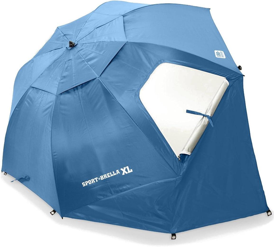 Sport-Brella XL Vented SPF 50+ Sun and Rain Canopy
