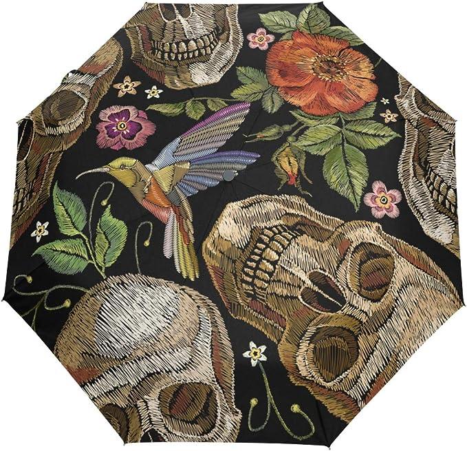 Acheter parapluie tete de mort online 10