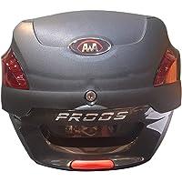 Baú Para Moto 41 Litros - Proos Com Base