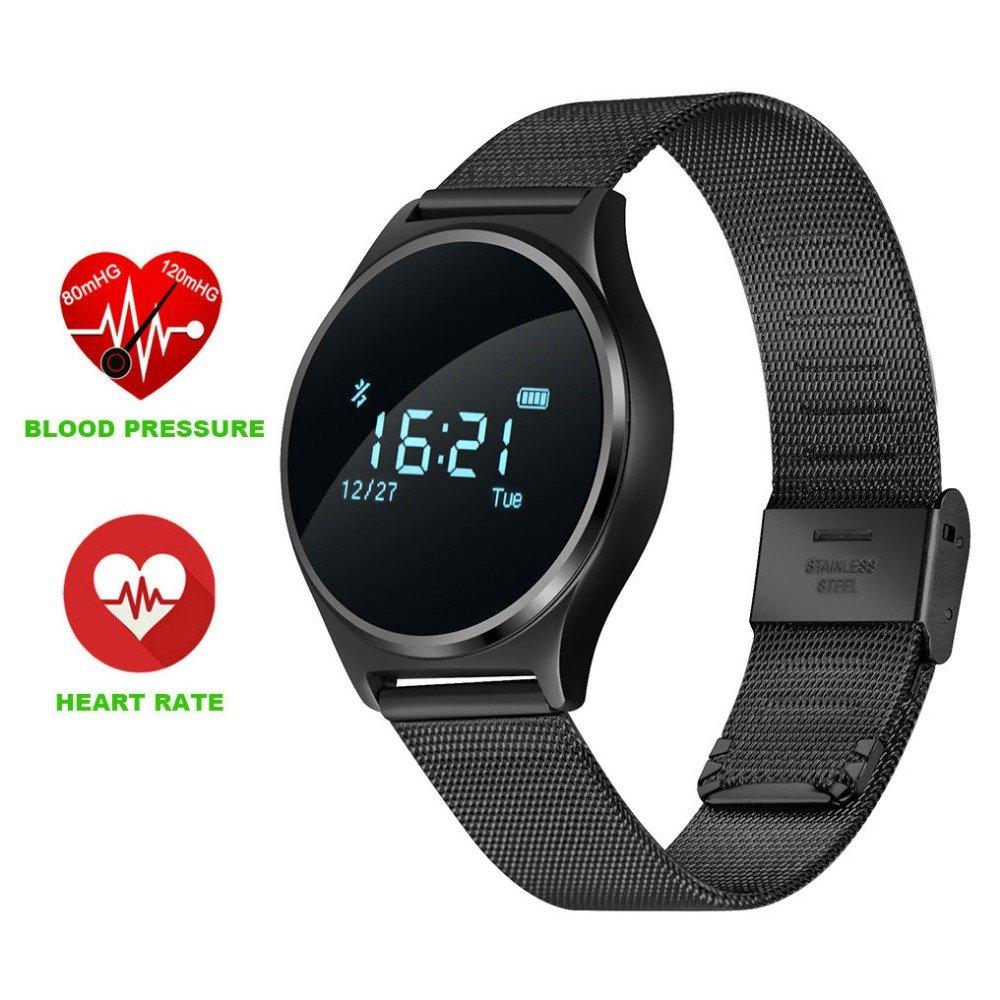 juneo-smart reloj saludable Cuidado reloj corazón tasa sangre ...