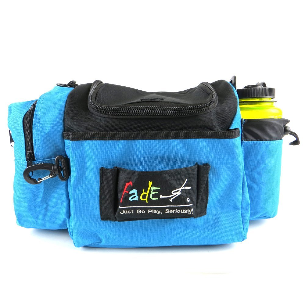 Fade Gear Crunch Box Disc Golf Bag (Small Bag) - Skye by Fade Gear Crunch Disc Golf Bag - SKYE