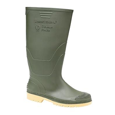 Administrator Wellington / Mens Boots / Plain Rubber Wellingtons