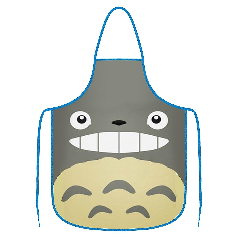 ノベルティクリエイティブよだれかけエプロン、Be The Characterエプロン、漫画エプロン、セクシーなLadyエプロン、Musule Manエプロン、1サイズ 1 Totoro-01 B01KK6TR4S