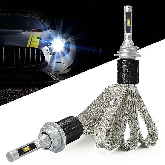 5 opinioni per Green-L, kit di conversionelampadine CREE per fari dell'automobile H11LED da