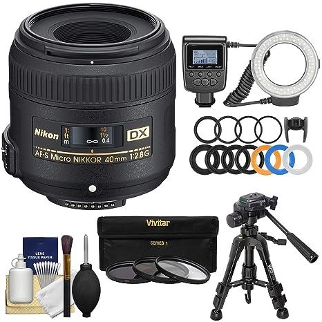 Review Nikon 40mm f/2.8 G