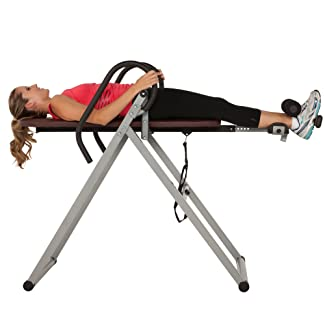 Exerpeutic Inversion Table in Action