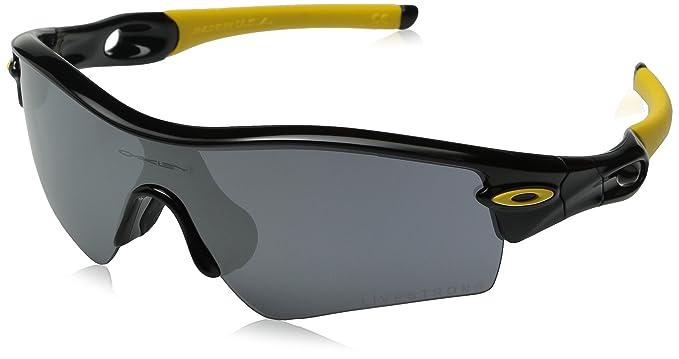 4703a571c4 Amazon.com  Oakley Men s Livestrong Radar Path Sunglasses