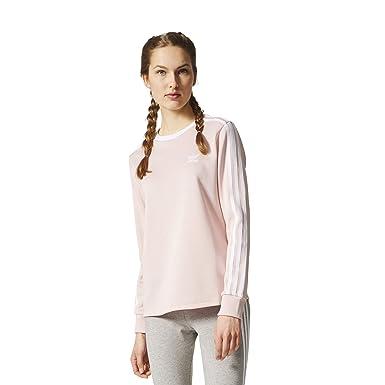 d833c6ee17f adidas Women Originals Women's 3-Stripes Tee BP9432 (Medium) at ...