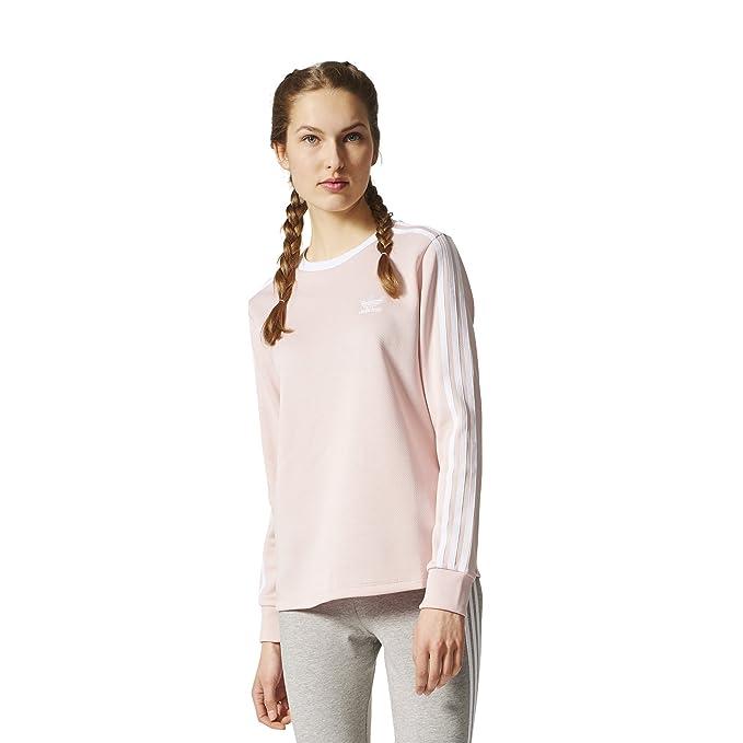 56684434859 adidas Originals Women s 3-Stripes Long Sleeve Tee