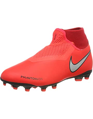 9534285ac01 Nike Unisex Kids  Jr Phntom Vsn Academy Df Fg Mg Footbal Shoes