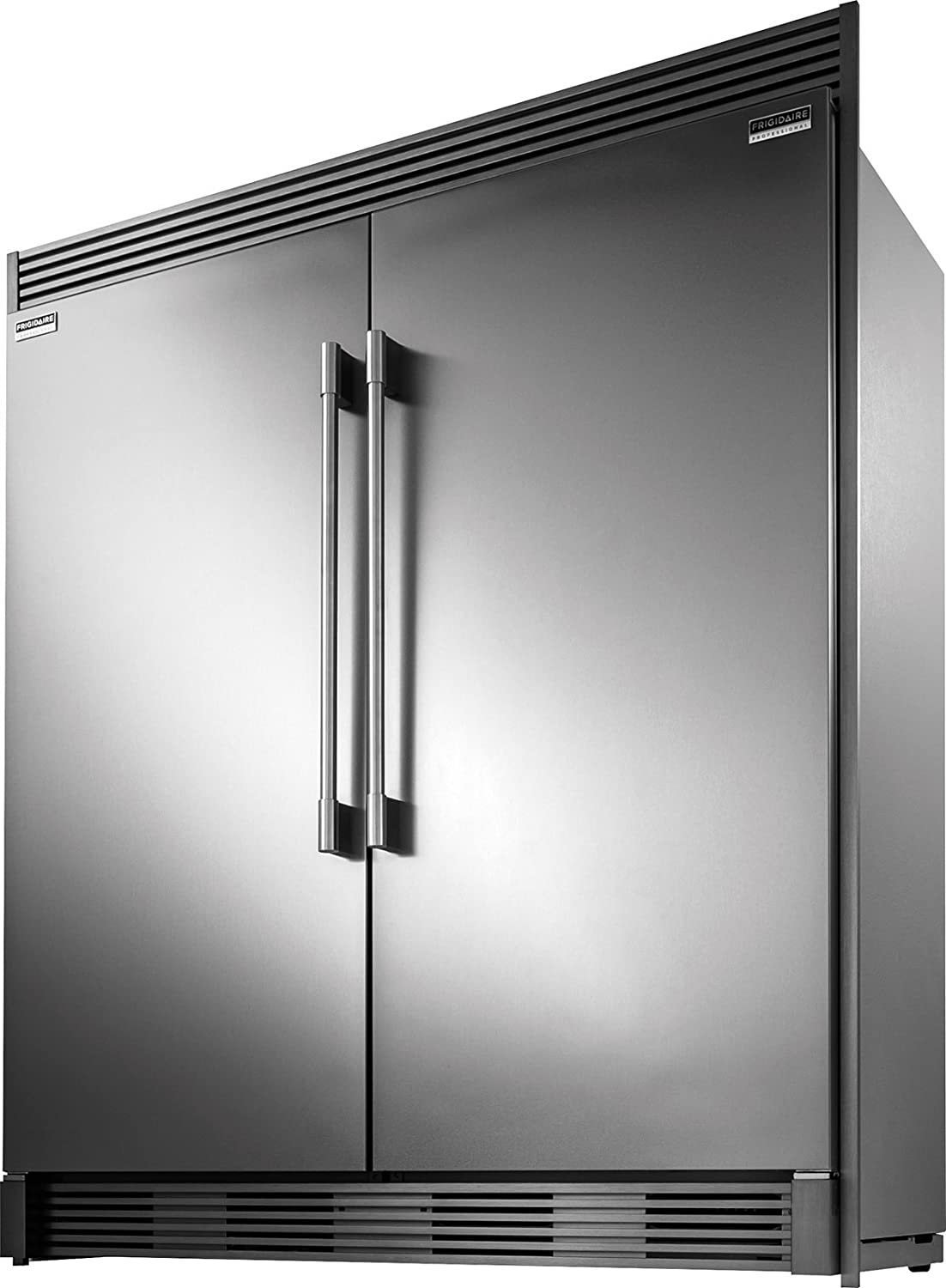 Incroyable Amazon.com: Frigidaire PROFESSIONAL Stainless Steel Refrigerator Freezer  Combo U0026 Trim FPRU19F8RF FPFU19F8RF TRIMKITEZ2: Appliances
