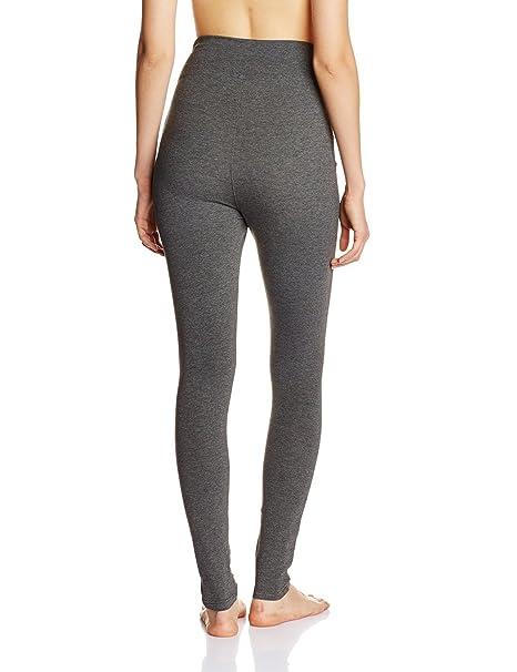 Urban Yoga algodón de las mujeres pijama gris Gris gris ...