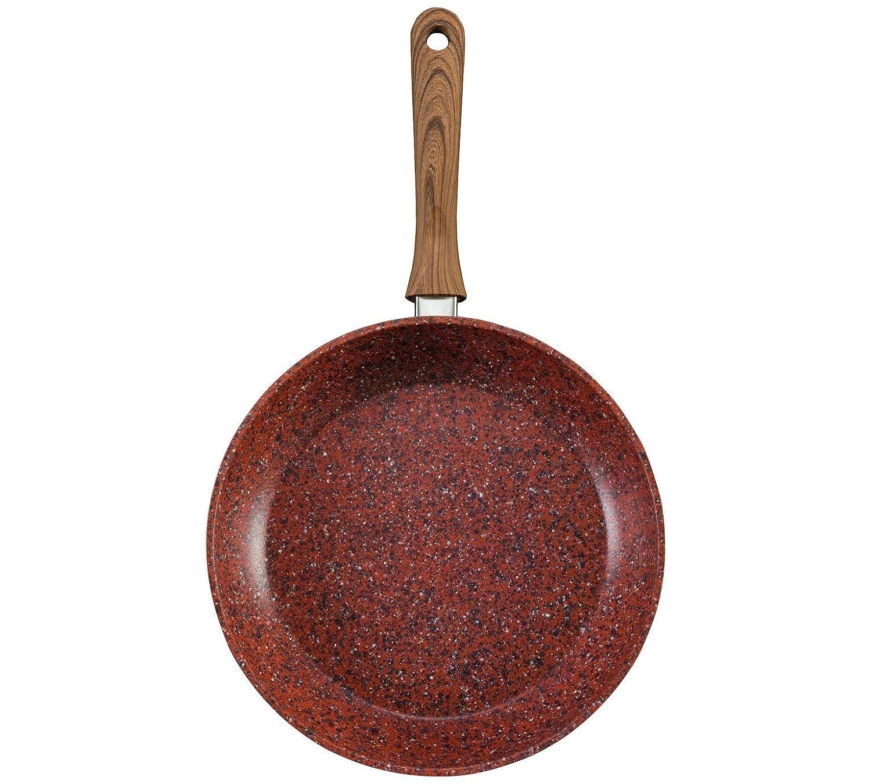 JML 24cm Non-Stick Copper Stone Frying Pan
