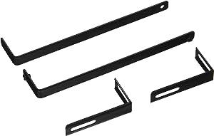 Lorell LLR80674 Metal Partition Hangers