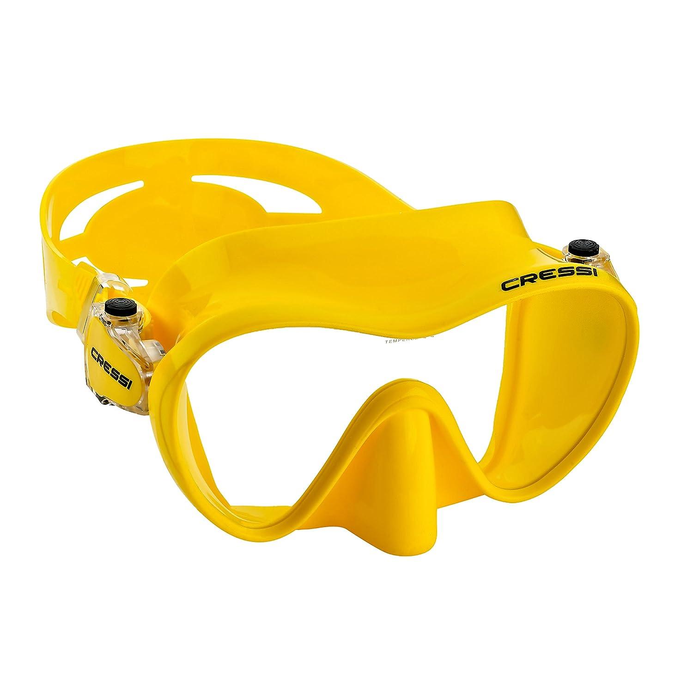 cressi scuba diving snorkeling frameless mask amazon ca sports