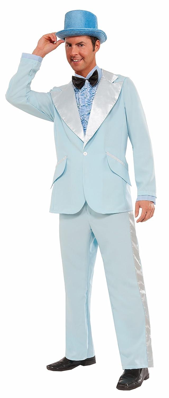 Amazon.com: Forum Novelties Men\'s Instant Zip-Up Tuxedo Costume ...