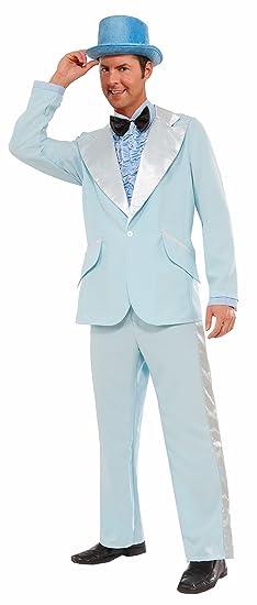 36655ff22a5 Amazon.com  Forum Novelties Men s Instant Zip-Up 50 s Tuxedo Costume ...