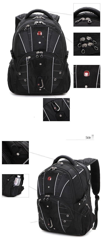 451427425e42 Swissgear 18 Inch Laptop Backpack- Fenix Toulouse Handball