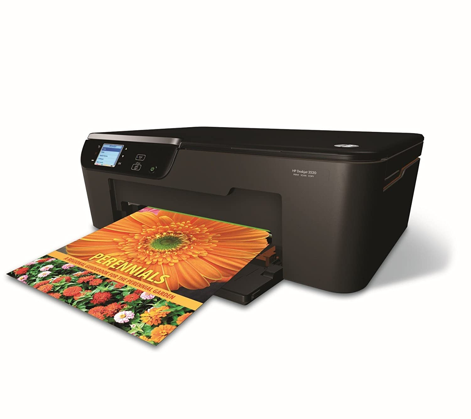 Hp Deskjet 3520 Series Not Printing
