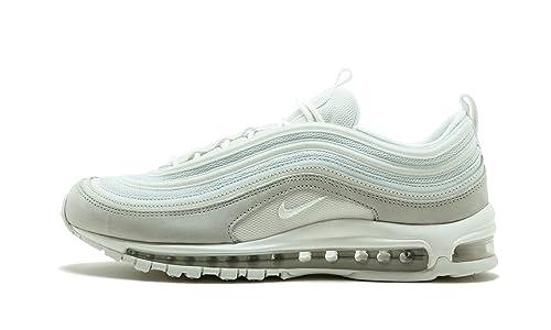 competitive price 3ef4b b18c5 Amazon.com   Nike Men Air Max 97 Premium (Light Bone Summit White-Summit  White)   Road Running