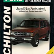 Ford ranger explorer and mountaineer 1991 99 chilton total car customer image fandeluxe