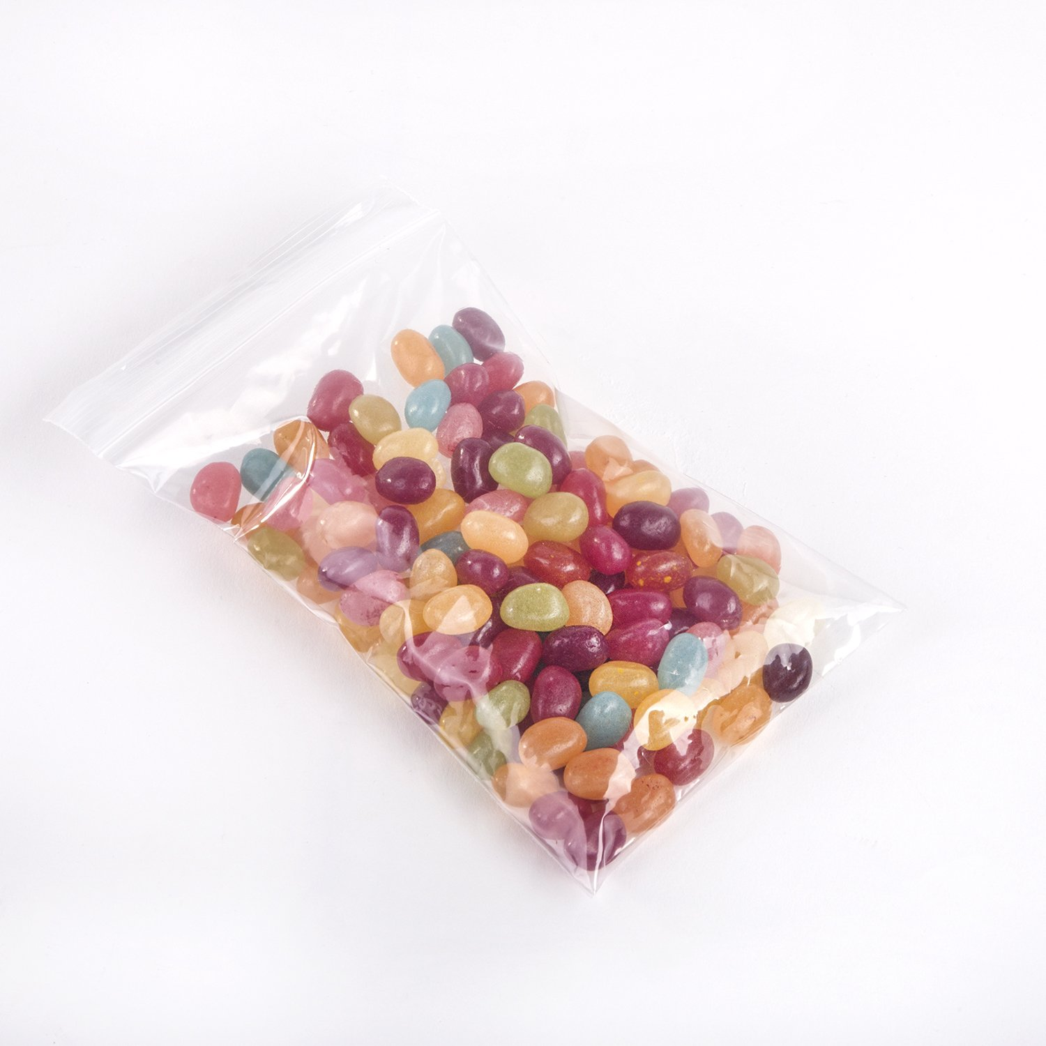 Crafts 9 x 12 Inches, Pack of1 00 Seeds Resealable Shipping Supplies Owlpack Clear Zipper Poly Bag 2 Mil Reclosable Storage for Jewelry