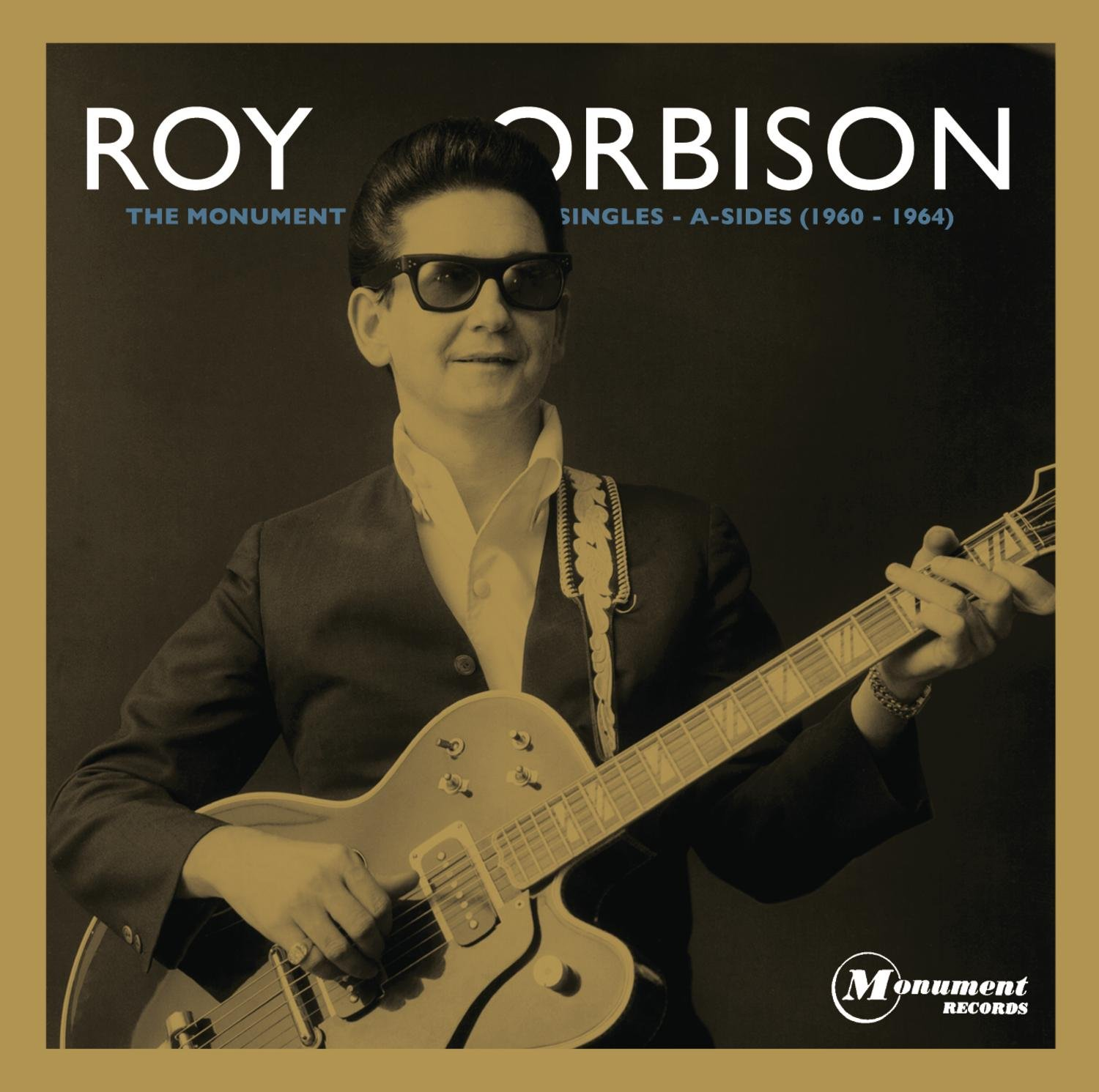Roy Orbison - The Monument Singles Collection: The A-sides (CD)