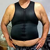 Men Waist Trainer Vest for Weight-loss Really Make you Sweat