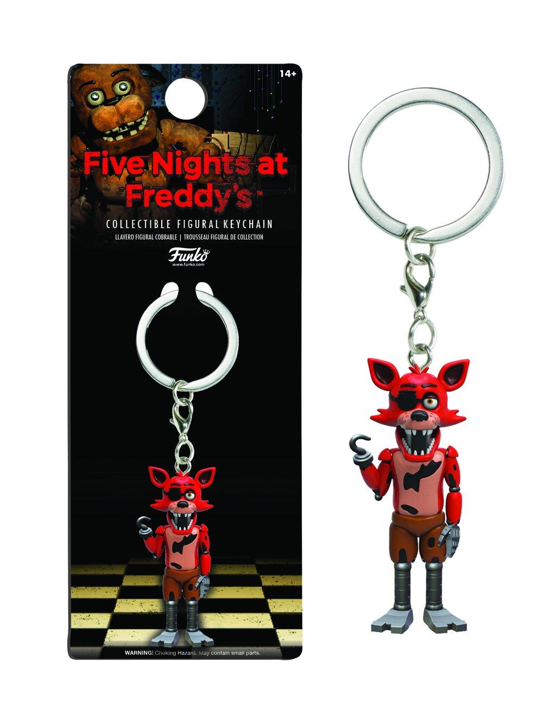 Funko Five Nights at Freddys Foxy Keychain