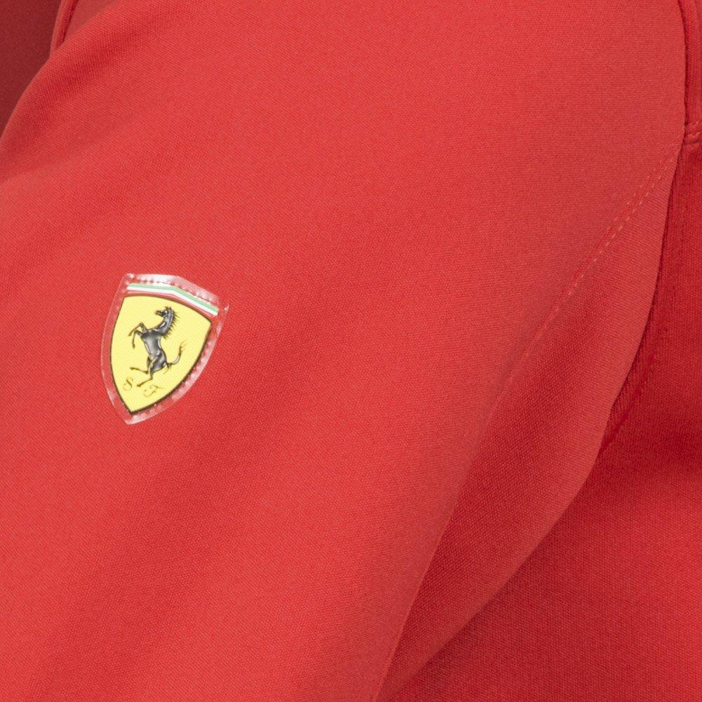 Puma Ferrari Chaqueta Softshell Con Capucha - Hombres iKQUlg3FHj