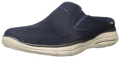 8dfb32b652e4 Skechers Men s Glides - Nosen Navy Casual Shoe 7.5 Men US  Amazon.co ...
