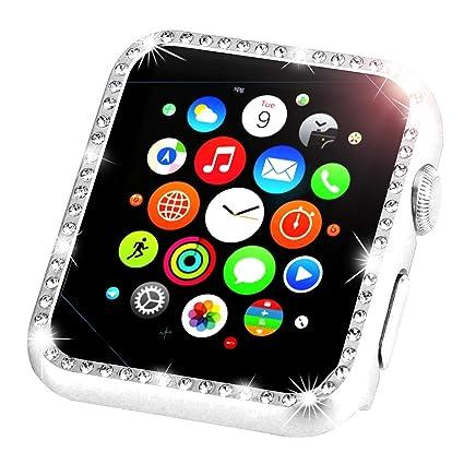 Amazon.com: Leotop - Funda para Apple Watch de 1.654 in ...