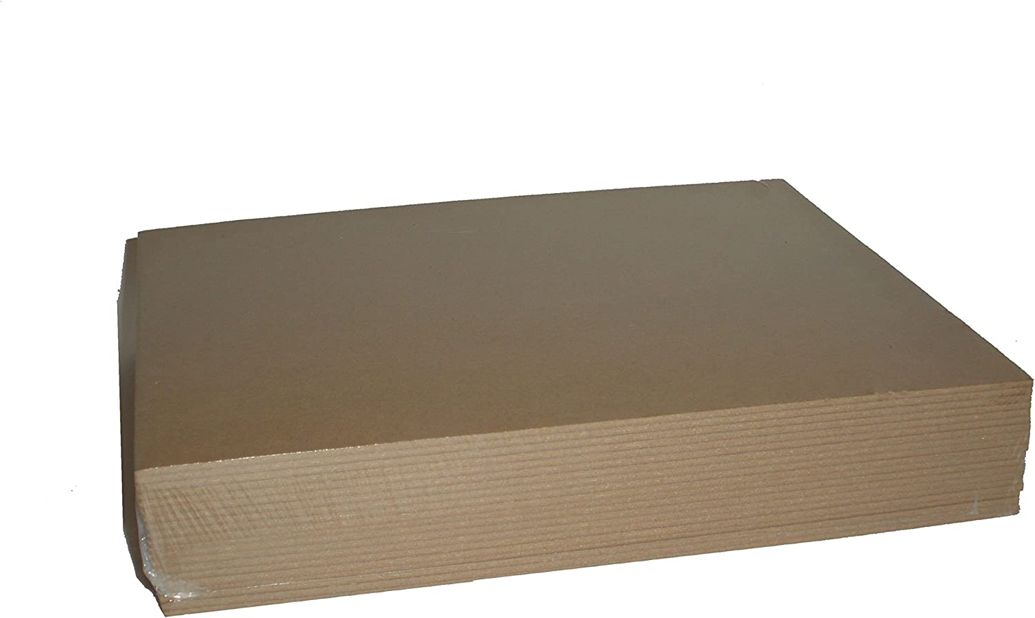 100 Sheets Brown//Gray Chipboard 60 Point Extra Thick 4 X 6 Photo Card Frame Size .060 Caliper Extra X Heavy Cardboard as Thick as 15 Sheets 20# Paper 4X6 Inches