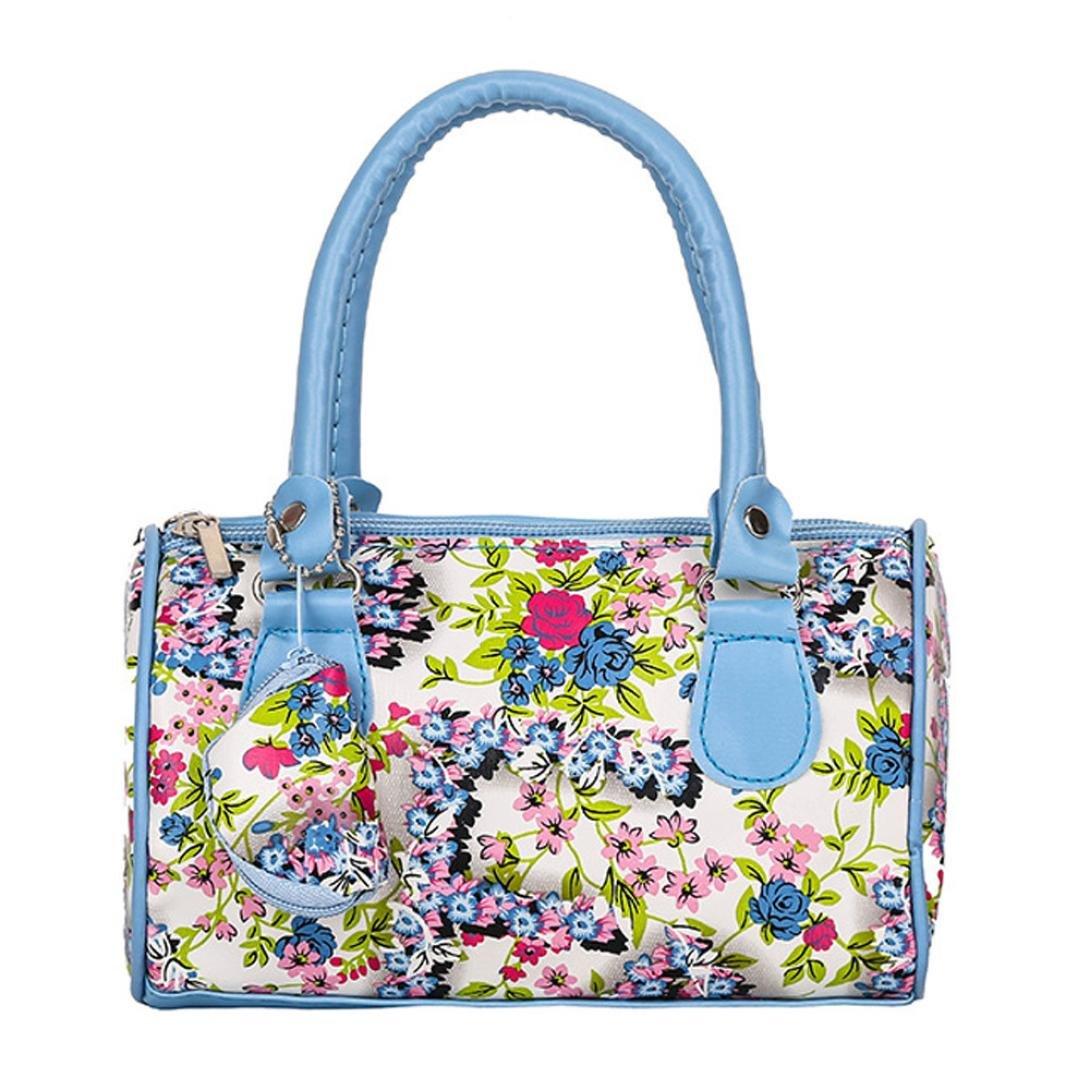 Bolso bordado bolso de las señoras del totalizador de la bolsa de hombro del bolso de las mujeres del nuevo producto 2018 ☚Longra: Amazon.es: Alimentación ...