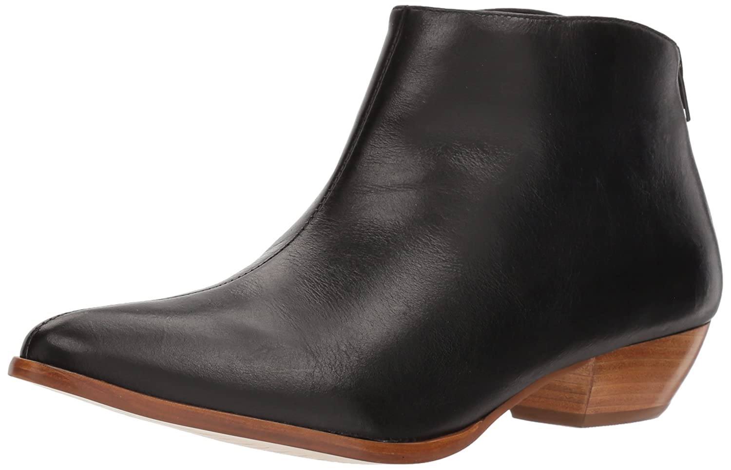Matisse Women's Aida Ankle Boot B0767T3WY8 9 B(M) US|Black Leather