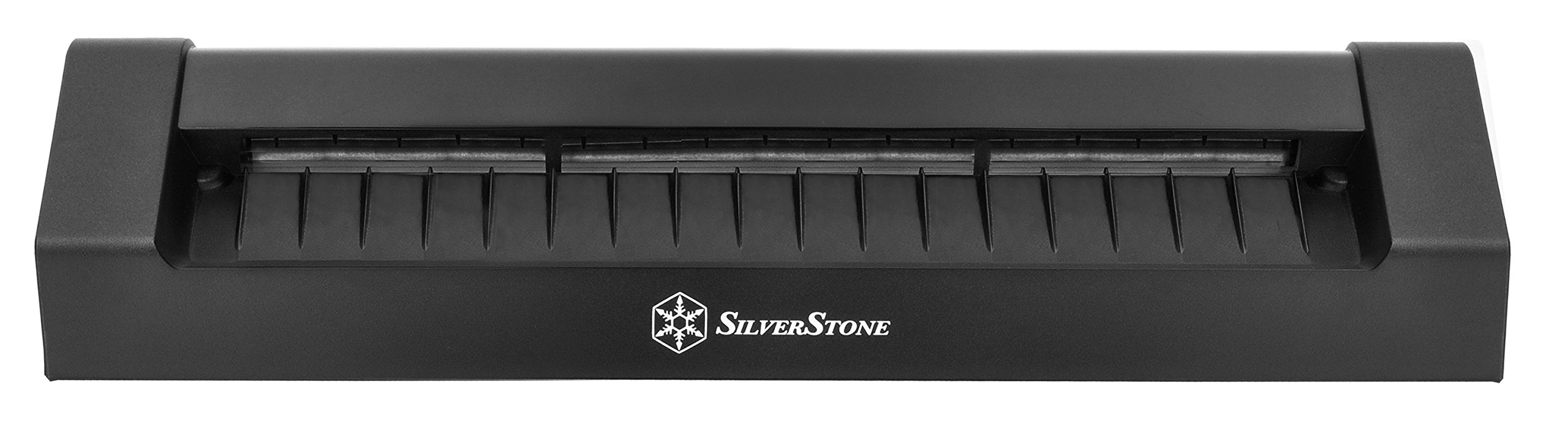Silverstone Tek Multifunctional Laptop Cooler with Crossflow Fan, Networking Capabilities and 3x SuperSpeed USB 3.0 Ports (NB05B) by SilverStone Technology (Image #6)
