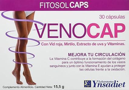 Fitosol Venocap - 30 Cápsulas