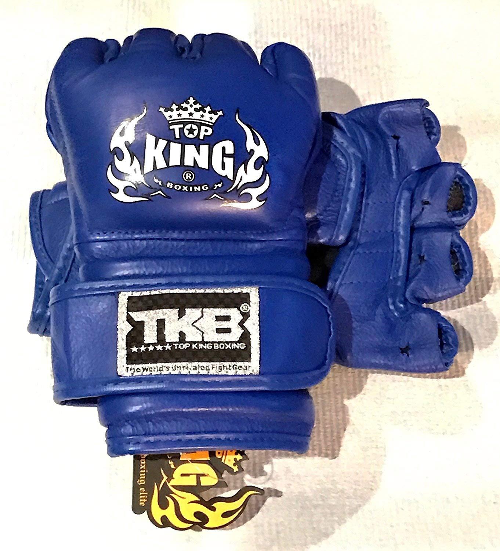 Top King 'Gants de lutte' Ultimate '– Tkggu-444-blue