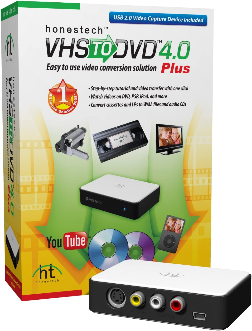 VHS To DVD 4.0 Plus