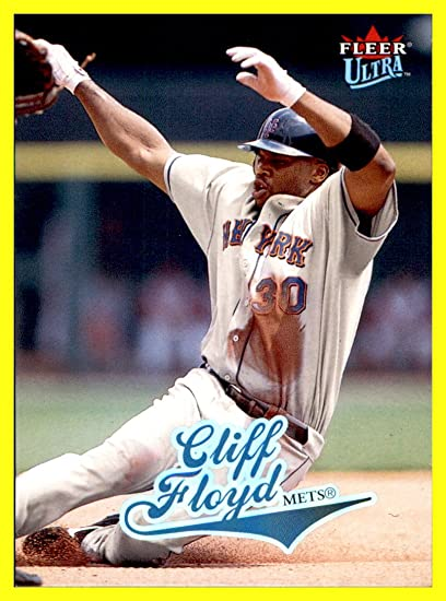2efe7f79cba Image Unavailable. Image not available for. Color  2004 Ultra  191 Cliff  Floyd ...