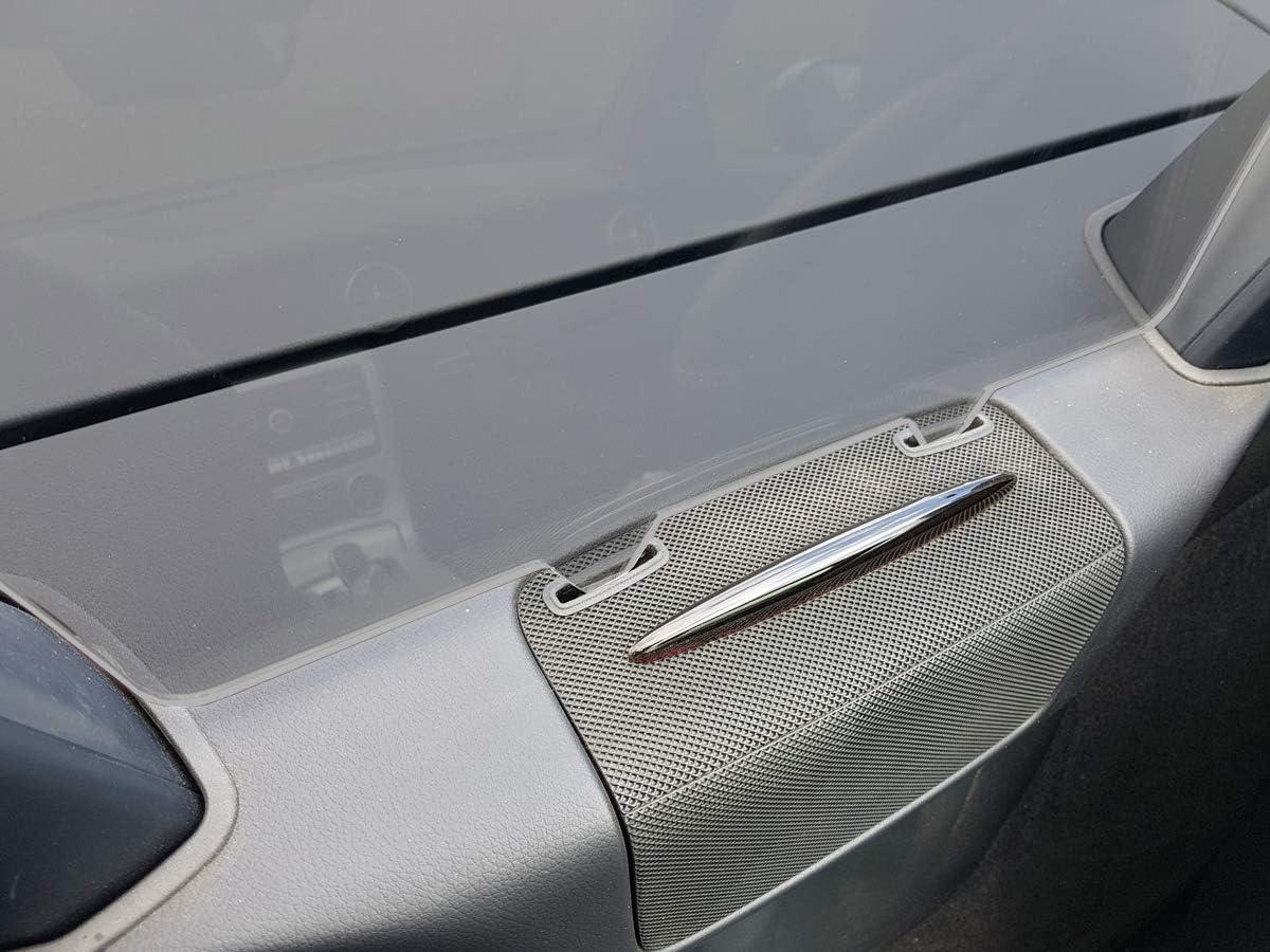 JR Mercedes Wind Deflector fits Mercedes SLK R172 2011-2017 Tinted Perspex