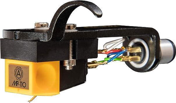 Nagaoka Mp 110 H Tonabnehmer Inkl Headshell Elektronik