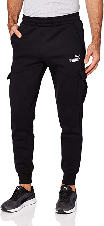 PUMA Mens Essential + Pocket Pants: Amazon.es: Ropa y accesorios