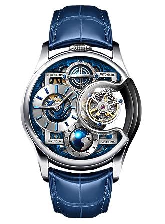Memorigin Watch Tourbillon Imperial Stellar Series White Gold US