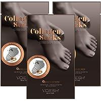 VOESH VOESH Collagen Socks - Pack of 3, 3 ct.