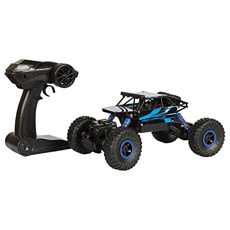 Rc Car And Truck Radio Control Remote Control Rc Planet >> Buy Planet Of Toys Dirt Drift 1 18 Rock Crawler 2 4 Ghz Remote